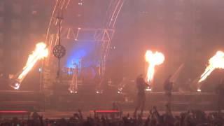 Mötley Crüe - Kickstart My Heart - Hartwall Arena, Helsinki 18.11.2015