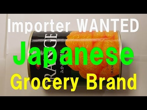 Japanese food exporters Japan wanted grocery food importers & wholeseller  to export you