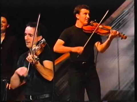 Gael Force Live at the Point Dublin 1997