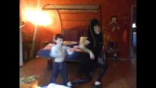 Prova balletto cyberpunk
