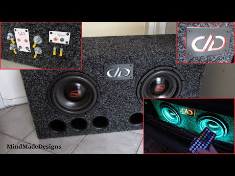 hook up leds to speakers