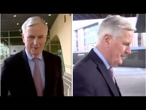 'Is Brexit deal failure YOUR fault?' Barnier QUIZZED just hours before offering UK choice