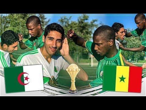 J'AI FUMÉ UN ALGÉRIEN... 😱?! SENEGAL vs ALGERIE - FINALE CAN 2019