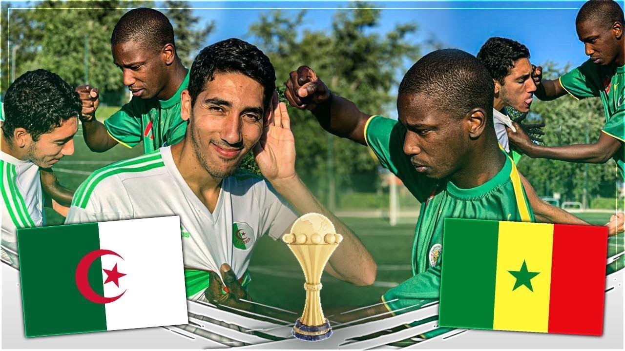 Algerie senegal