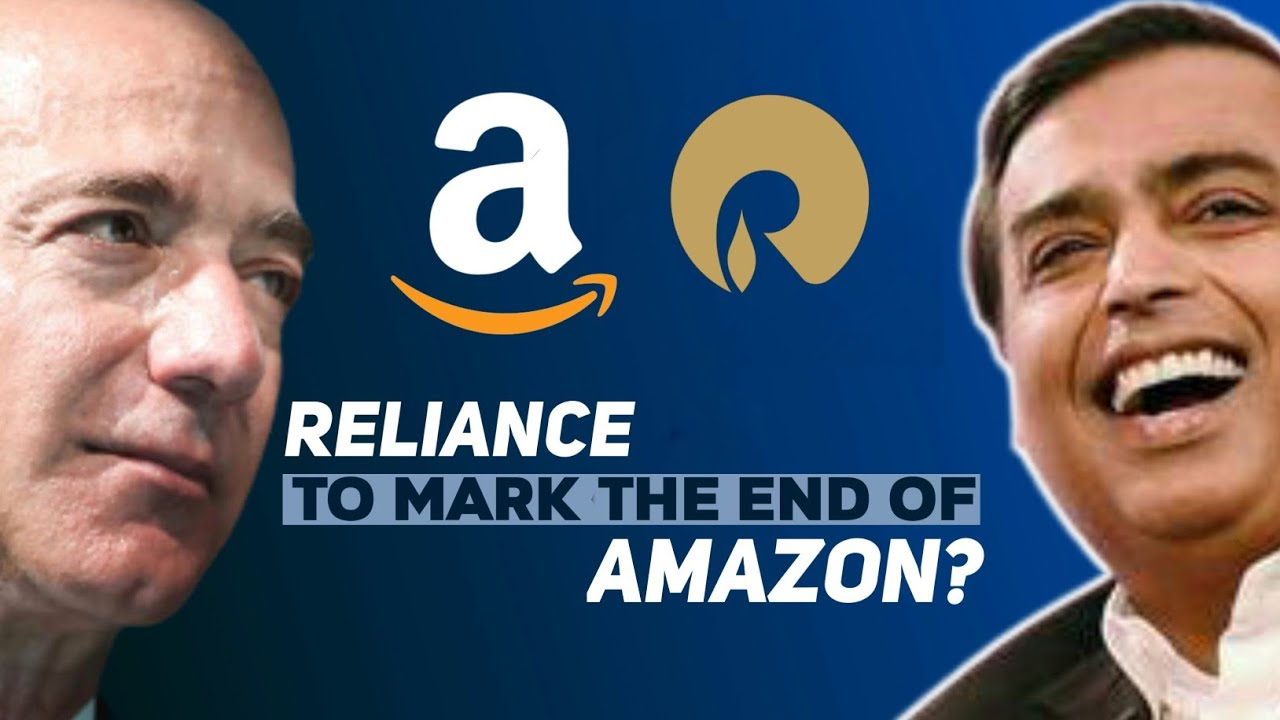 How Reliance is planning to KILL Amazon in INDIA? : The BIGGEST BUSINESS WAR IN INDIAN HISTORY