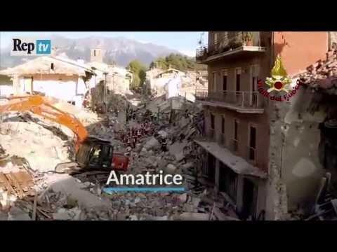 24 Agosto Il Terremoto Del Centro Italia Docuvideo Youtube