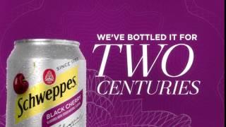 Schweppes Sparkling Water - 200 Years