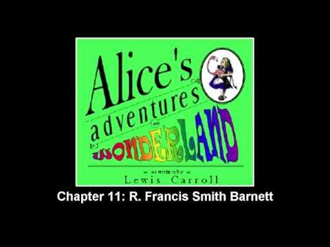 ►Alice's Adventures in Wonderland - Chapter 11: R  Francis Smith - Audiobook