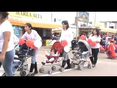 Punta Negra: Jura de la Bandera 2011