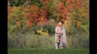 Yogyata and Harjit II Beautiful fall season wedding IINext Day Edit II Cineknot Films
