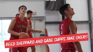 Gabe Cupps and Reed Sheppard TAKE OVER!! Ballin' Under 1 Roof FULL HIGHLIGHTS