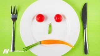 Jsou vegetariáni ohroženi poruchami příjmu potravy?