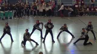 1. Platz Military Deutsche Hip-Hop Meisterschaft 2013