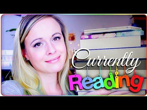 CURRENTLY READING - Diese Bücher lese ich gerade   regenbogengarten