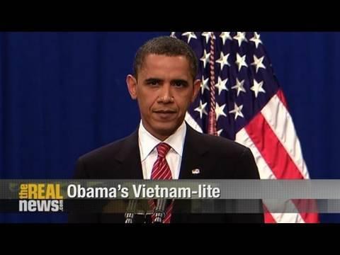 Obama's Vietnam-lite