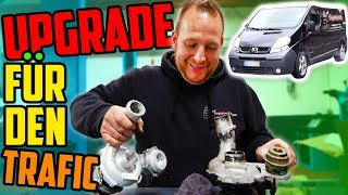Lader + Software am KASTENWAGEN! - Renault Trafic - Technikvideo!