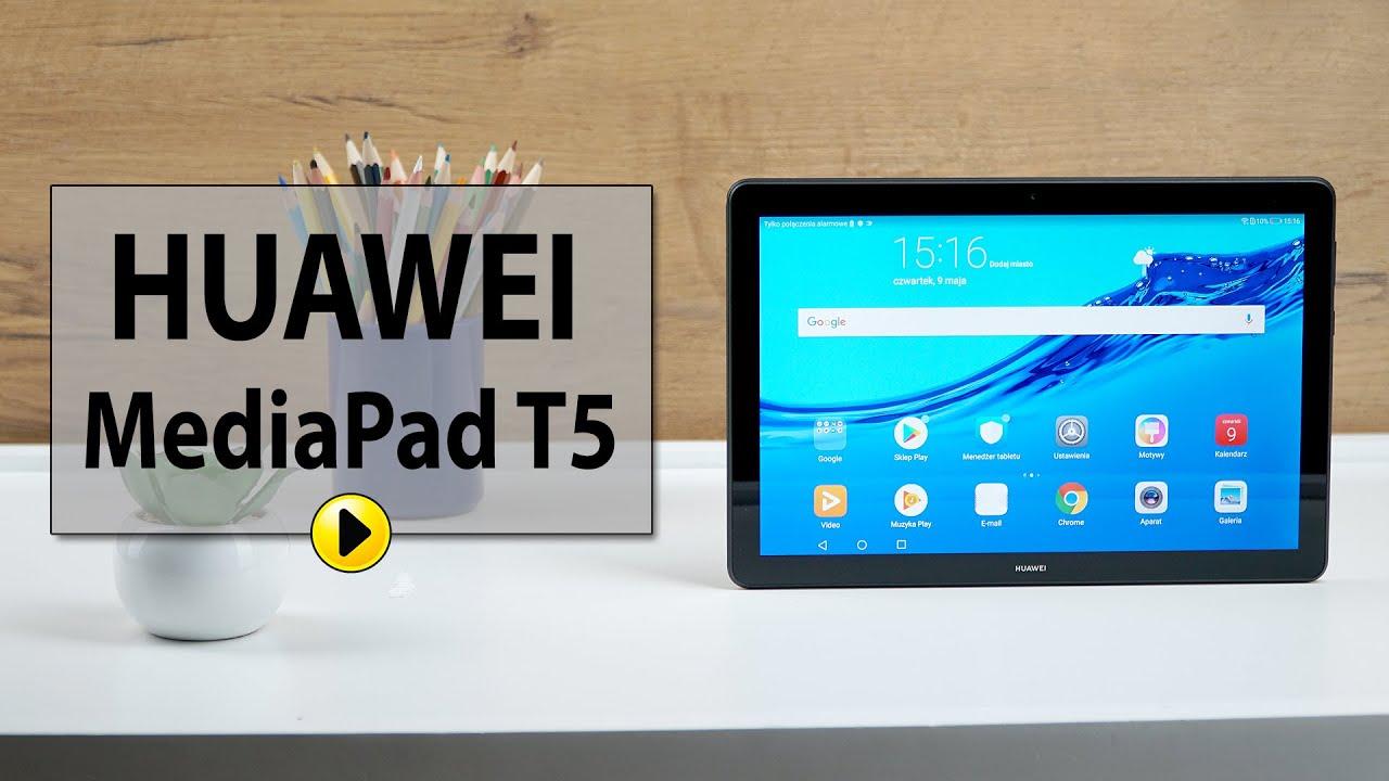 Tablet HUAWEI MediaPad T5 (53010DHJ)