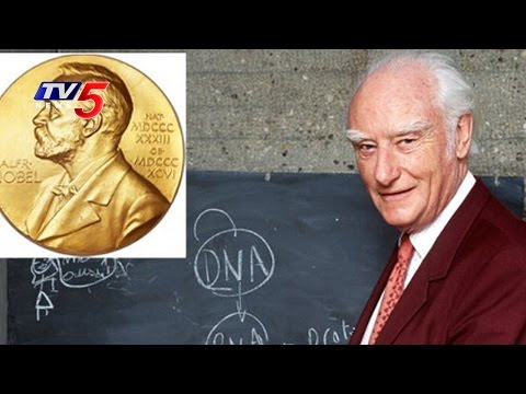 "Nobel Prize For Sale | DNA Pioneer ""James Watson"" To Sell His Nobel Prize : TV5 News"