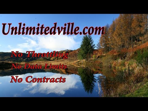 Product Review   unlimitedville internet services  4G