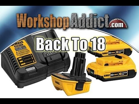 The Dewalt Battery Adapter: My Personal Review | WG