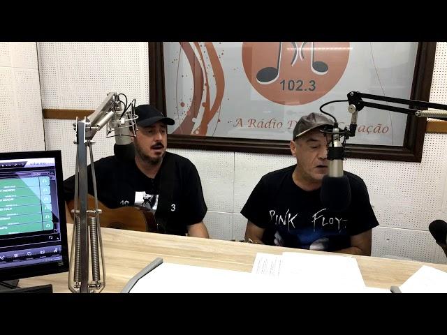 Coyotes Band - 5ª da Boa Música - Rádio Melodia FM