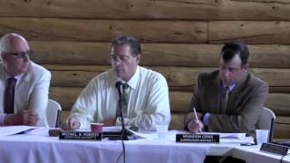 Joint Task Force meeting - Siskiyou, CA and Klamath Falls, OR
