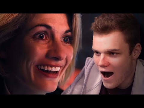 Doctor Who Reaction: Jodie Whittaker Regeneration