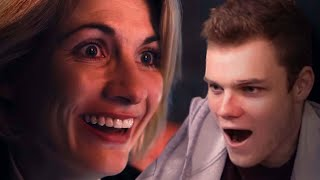 Doctor Who Reaction: Jodie Whittaker Regeneration