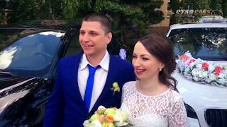 Аренда BMW X6 на свадьбу в Новосибирске с водителем от компании «StarCars»