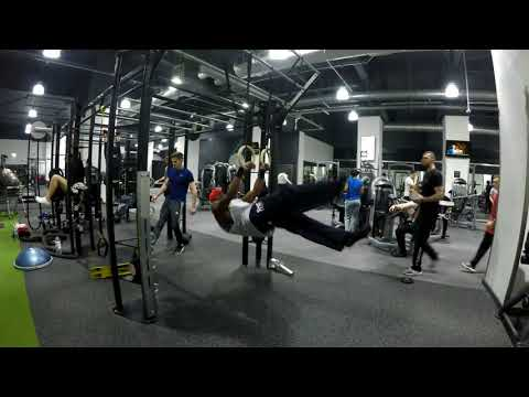 Calisthenics At Pure Gym Five Ways In Birmingham