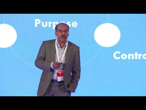 Virendar Agrawal  CEO Ramco  20th HR National Conference 2016