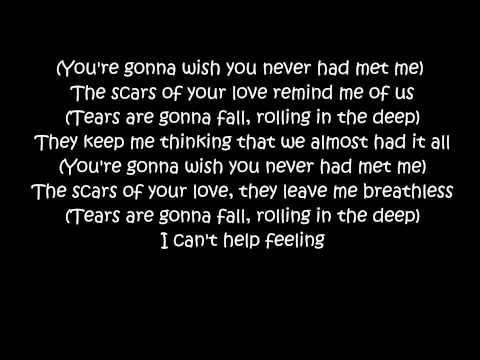 Rolling In The Deep Kim Yarbrough Lyrics