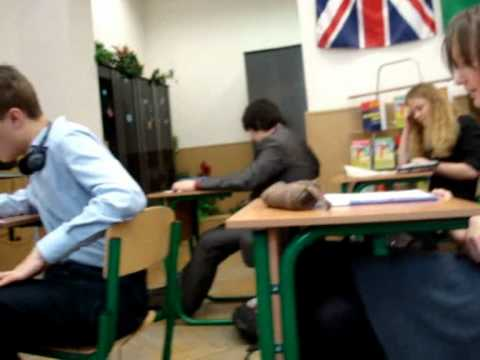 Life in Moscow School 1239 - Episode 1