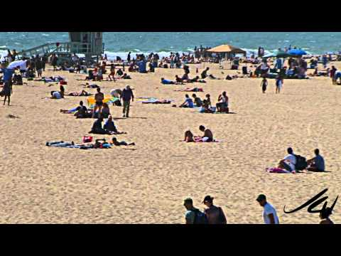 Santa Monica Pier - YouTube HD Travel - ft. MARVILUS