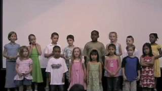 Kindergarten Graduation Song 2