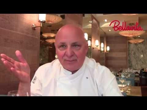 Chef Aldo Zilli at Bellavita London