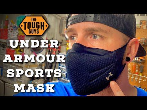 Under Armour SportsMask! Best Mask Option for 2021?
