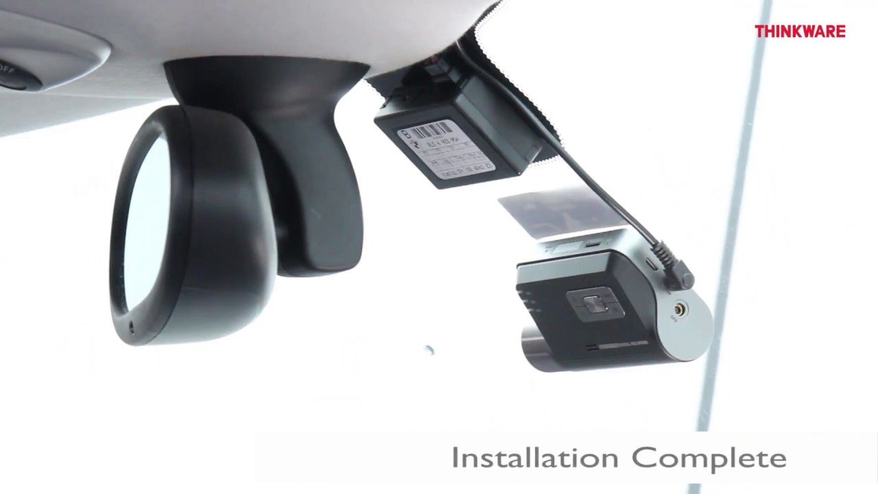 Thinkware F800 Dash Cam Installation Guide Youtube Premium Jaguar X Type Wiring Harness Diagram