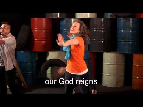 Let It Be Known GraceKids Dance Moves