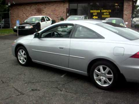 2005 Honda Accord EX, 2 Door Coupe, 3.0 Liter V Tec V6, Leather $8,995    YouTube