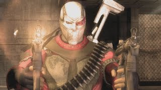 Injustice: Gods Among Us - Suicide Squad Deadshot Costume / Skin *PC Mod* (1080p 60FPS)