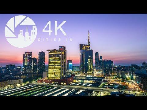 Milan in 4K