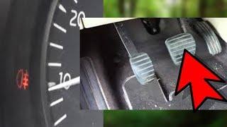 [Hors-série Tuto #05]  RENAULT Clio 2 Dci Comment on Regle le Problème du Voyant Anti-brouillard tab