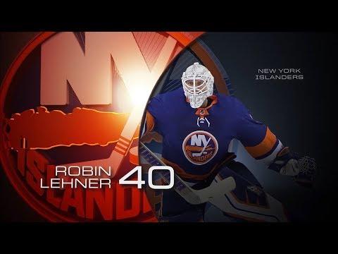 Robin Lehner earns Third Star of the Week