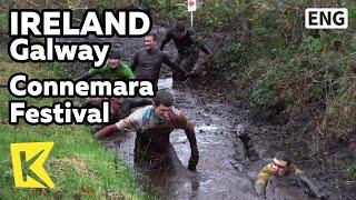 【K】Ireland Travel-Galway[아일랜드 여행-골웨이]늪을 달리는 터프가이 축제/Tough Guy Race/Connemara/Festival