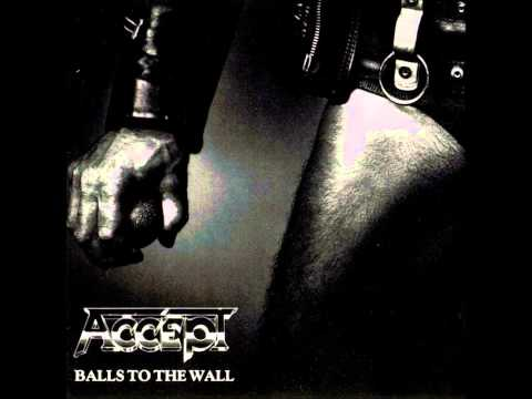 "Accept ""Balls To The Wall"" (FULL ALBUM) [HD]"