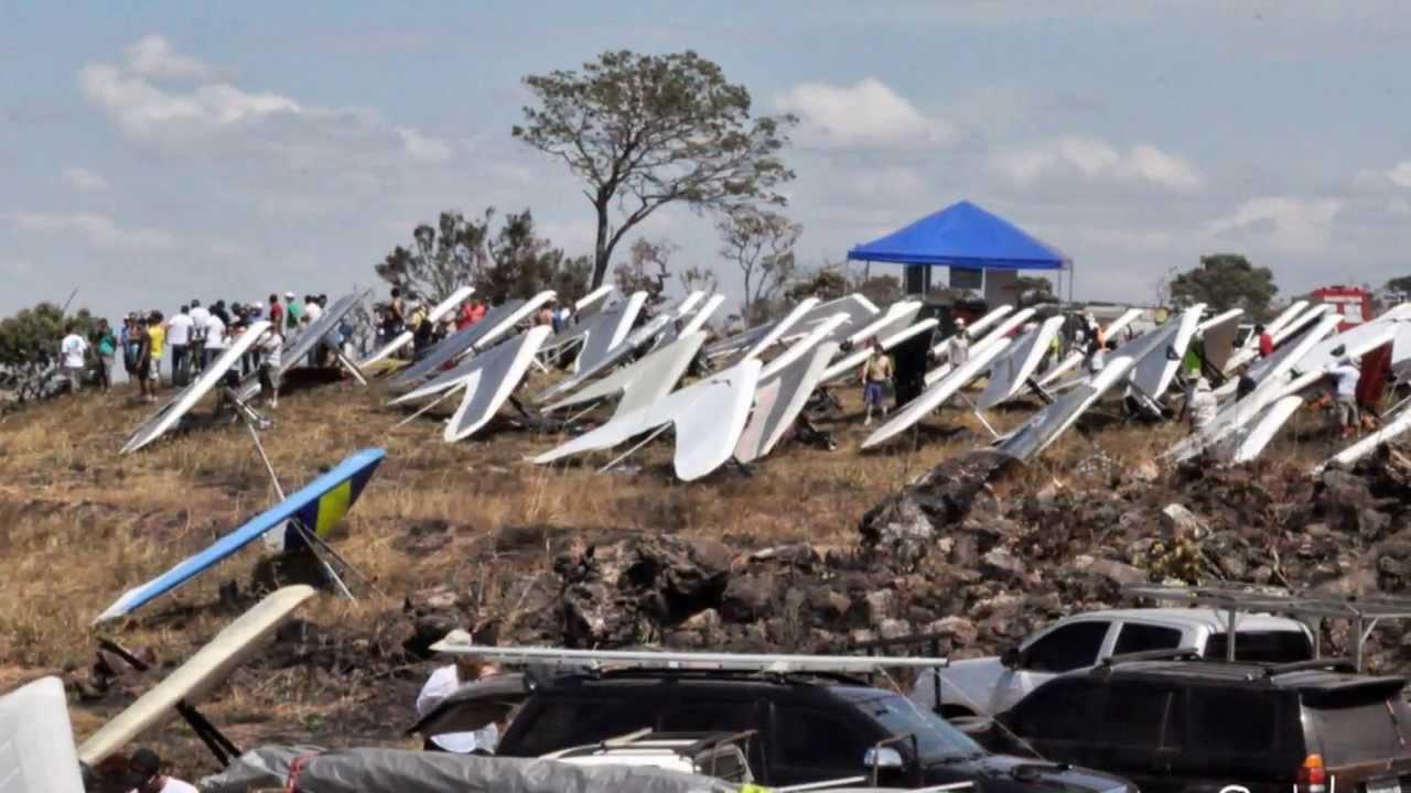 Resultado de imagem para CAMPEONATO DE ASA DELTA BRASILIA
