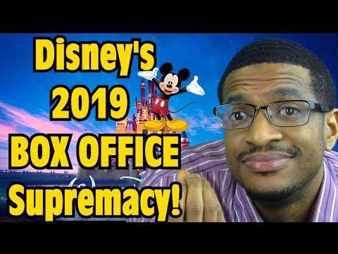 Disney's 2019 BOX OFFICE Bonanza & Avengers: Endgame