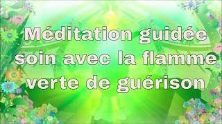 Méditation guidée français Auto-soin de guérison Le temple de guérison- Telos