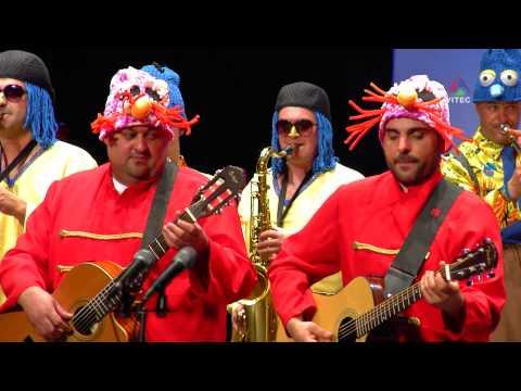 Os Marretas - Bailinho dos Rapazes das Doze Ribeiras - Carnaval 2015